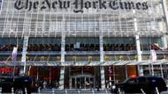 New York Times Trump için attığı olumlu manşeti tepkiler üzerine değiştirdi