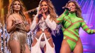 Jennifer Lopez'in Antalya konserindeki kıyafetleri sınıfta kaldı!