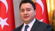Ali Babacan yeni partiyi resmen açıkladı: Çalışmaları başlattık