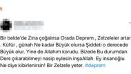 Skandal: İzmir ve Denizli'deki depremi zinaya ve alkole bağladılar