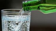 Uzmanlara göre maden suyunu şişeden içmek daha faydalı!