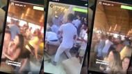 Çeşme'de sosyetik plajda skandal kavga: Garsonlar müşterileri dövdü