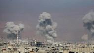 ABD savaş uçakları İdlib'i bombaladı