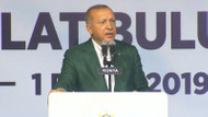 Erdoğan: Teröristlerin inlerini başlarına yıkıyoruz