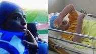 İran'da futbol maçına gittiği için yargılanan genç kadın mahkeme salonu önünde kendisini yaktı