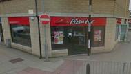 İngiltere'de Pizza Hut skandalı