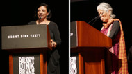 Hrant Dink ödülleri Agnes Kharshiing ve Nebahat Akkoç'a