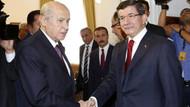 Karar yazarı Albayrak: Bahçeli'nin Davutoğlu'na hususi bir garezi var