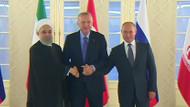 Üçlü Suriye zirvesi sona erdi: Liderler açıklama yaptı