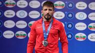Milli güreşçi Süleyman Atlı dünya ikincisi oldu