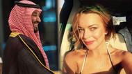 Lindsay Lohan Suudi Prens Selman ile aşk yaşadığını itiraf etti