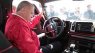 Erdoğan'ın kullandığı araç simülasyon mu?