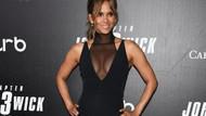 53 yaşındaki Halle Berry 20'liklere taş çıkardı
