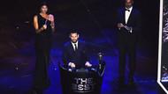 Spor FIFA Yılın Oyuncusu ödülünü Lionel Messi'ye verdi