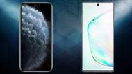 iPhone 11 Pro ve Galaxy Note 10+ kamera karşılaştırması
