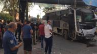 Son dakika: Adana'da Çevik Kuvvet aracına bombalı saldırı