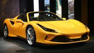 Ferrari F8 Spider'ı tanıttı! İşte özellikleri