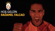 Galatasaray, Radamel Falcao'yu KAP'a bildirdi; işte alacağı ücret