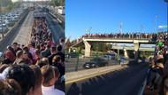 İstanbullunun metrobüs çilesi! Nedeni belli oldu!