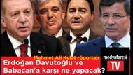 Erdoğan Davutoğlu Ve Babacan'a Karşı Ne Yapacak? Mehmet Ali Kulat Medyafaresi TV'ye konuştu