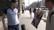 St Petersburglu seçmen Erdoğan dedi