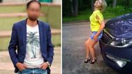 İnternetten tanıştığı Rus kadını döverek öldürdü