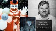 Stephen King'in ilham kaynağı palyaço seri katil: John Wayne Gacy
