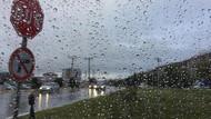 Meteoroloji'den İstanbul da dahil çok sayıda il için yağış uyarısı