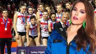 Demet Akalın'ın A Milli Voleybol Takımı paylaşımına büyük tepki