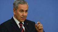Arınç: Ahmet Türk'ün terörle alakası yoktur