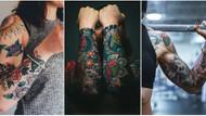Bu renkli dövmeler kan testlerine rakip olabilir!
