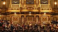 Viyana Filarmoni Orkestrası Yılbaşı Konseri CANLI İZLE