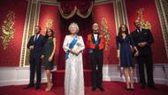 Madame Tussauds müzesi Prens Harry ve Düşes Markle'ın heykellerini kaldırdı