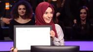 Kim Milyoner Olmak İster'e damgasını vuran yarışmacı: Ümmü Gülsüm Genç