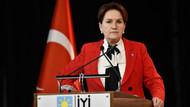 Akşener'den Libya tepkisi: Teröristle müzakere mi olur diyen Erdoğan Putin söyleyince ikna oldu