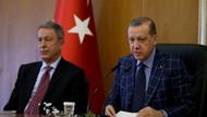 Hulusi Akar ve TSK unuttu Erdoğan unutmadı