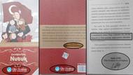 Ülkü Ocakları tarafından ortaokul öğrencilerine dağıtılan kitapta Bahçeli detayı