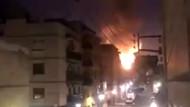 İspanya'da korkutan patlama! Kimyasal alarmı verildi