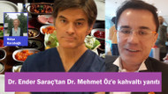 Dr. Ender Saraç'tan Dr. Mehmet Öz'e yanıt: Kahvaltı günün en önemli öğünüdür