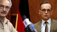 Almanya Dışişleri Bakanı Maas: Hafter ateşkesi sürdürmeye hazır