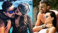 Karizmatik oyuncu İbrahim Çelikkol ve Mihre Mutlu'nun aşk dolu evliliği