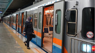 Yenikapı-Hacıosman metrosu cumartesi günleri de 8'li trenlerle hizmette