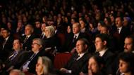 Cumhurbaşkanı Erdoğan: Leyla ile Mecnun adlı tiyatro oyununu izledi
