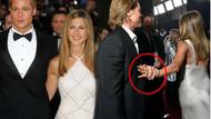 Brad Pitt ile Jennifer Aniston sarmaş dolaş! Angelina Jolie ile aldatmıştı