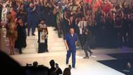 Modacı Jean Paul Gaultier'den muhteşem final