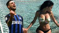Matteo Politano ve Ginevra Sozzi'nin paylaşımları yasak aşkı ortaya çıkardı