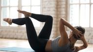 Evde yapabileceğiniz en etkili göbek eritme hareketleri