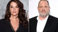 Annabella Sciorra: Harvey Weinstein bana tecavüz etti