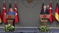 Erdoğan: Hafter'in arkasında BAE ve Mısır var