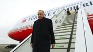 Erdoğan depremin vurduğu Elazığ'da